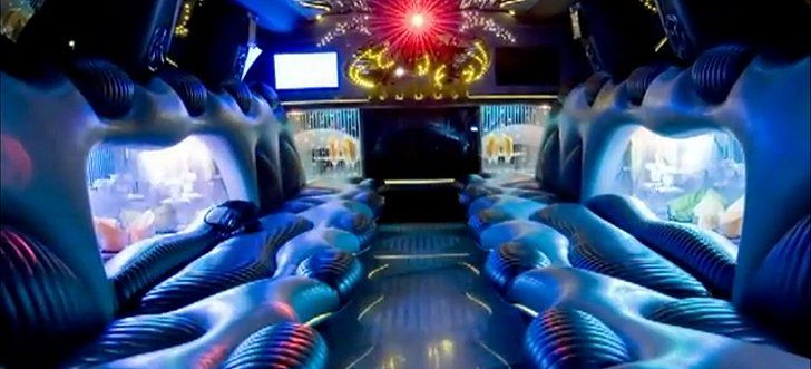 Five Star Diamond Limo 109